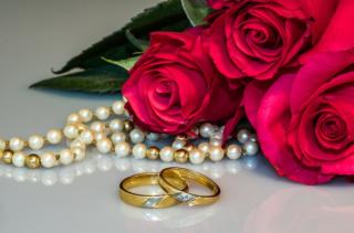 結婚30周年・真珠婚